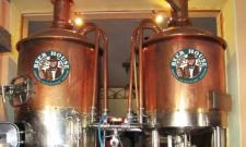 Сайт частной пивоварни Beer-house в г. Полтава